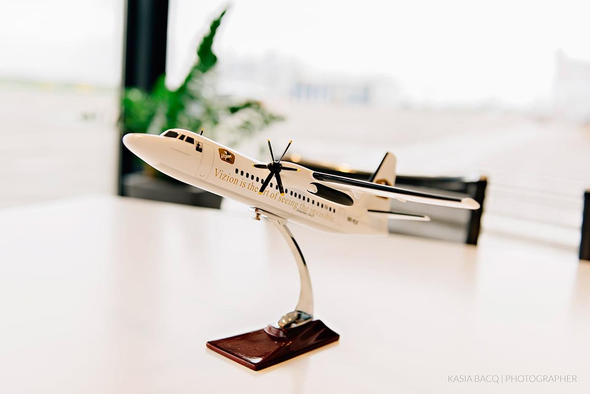 Mustang Antwerp Airport Birthday Flight Kasia Bacq-05