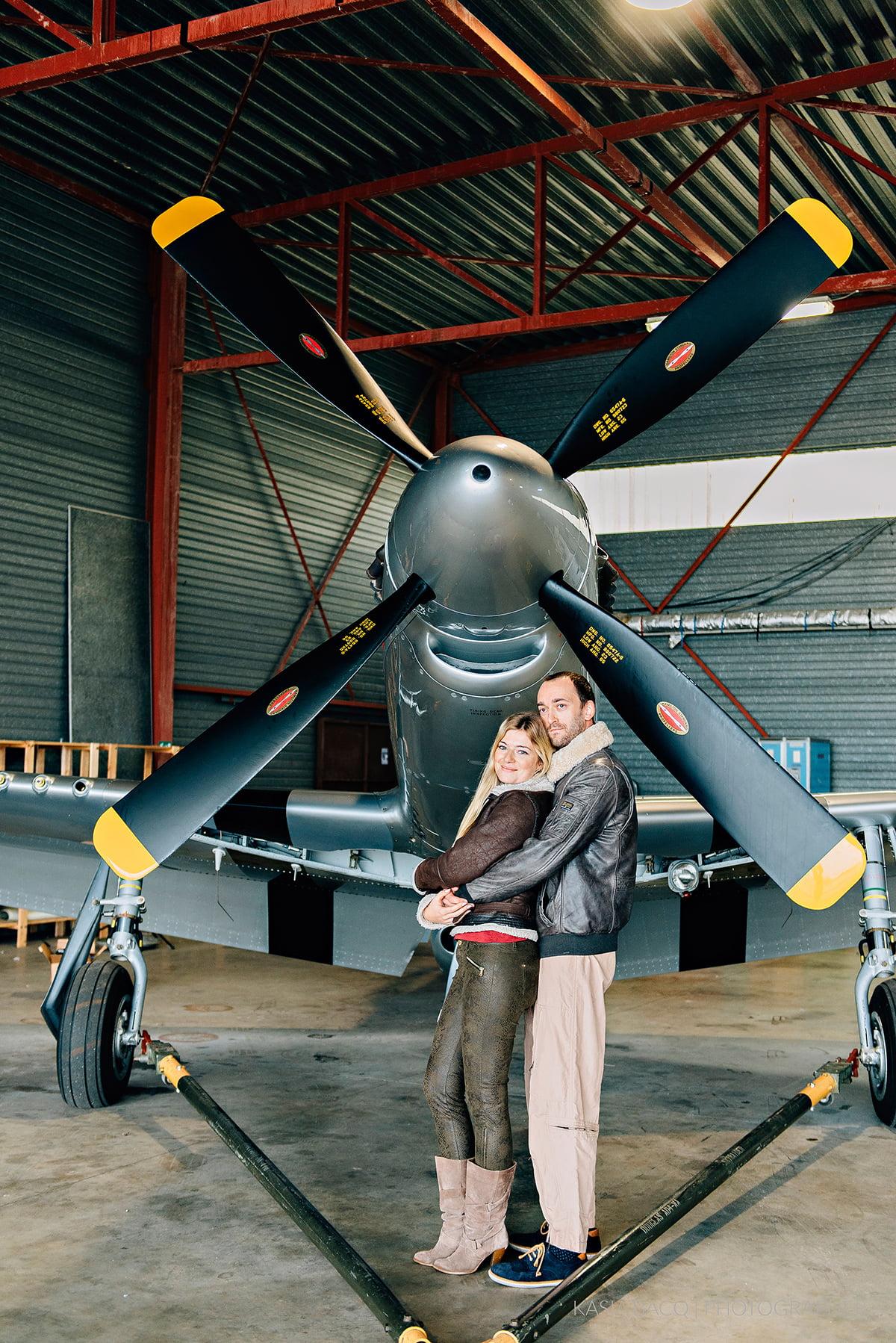 Mustang Antwerp Airport Birthday Flight Kasia Bacq-25