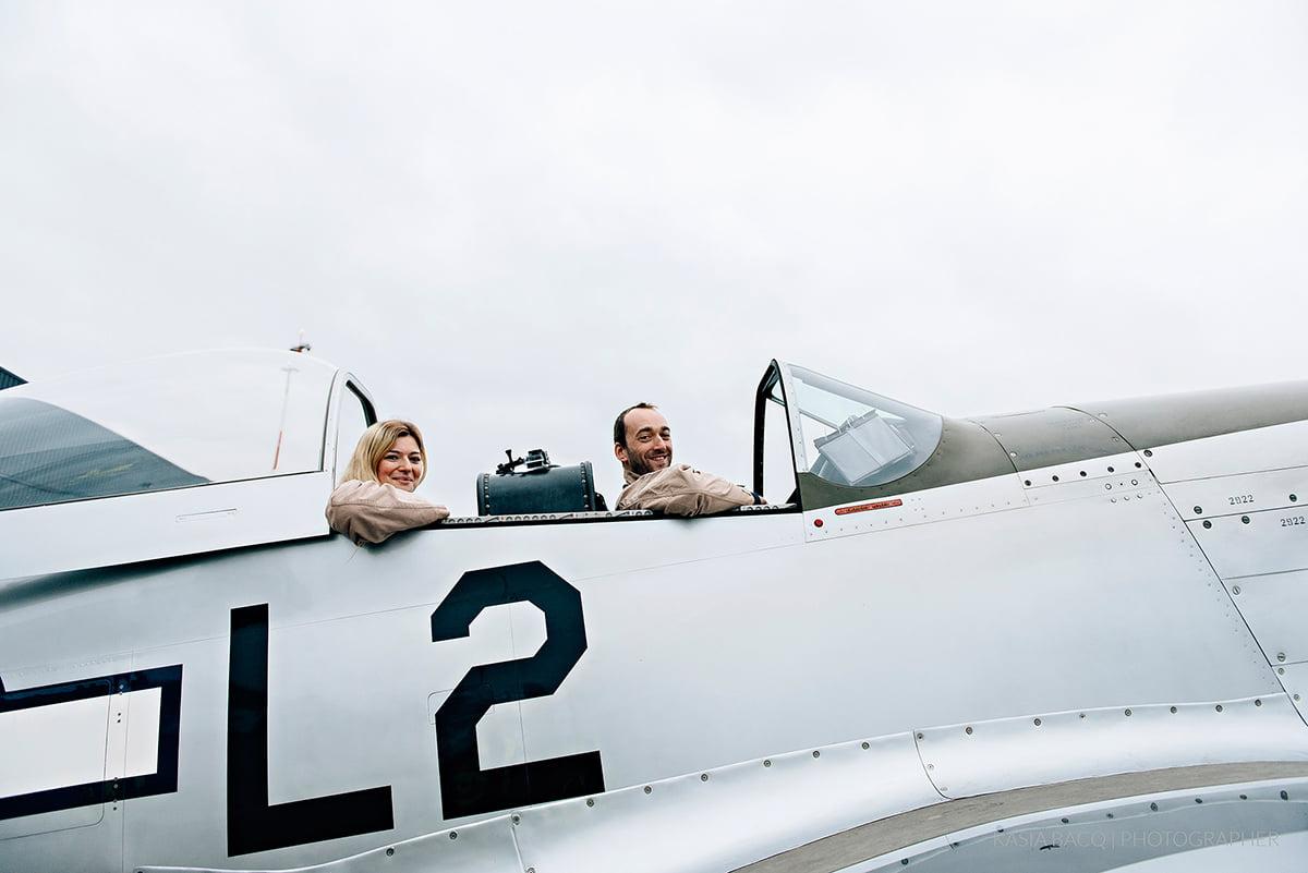 Mustang Antwerp Airport Birthday Flight Kasia Bacq-35