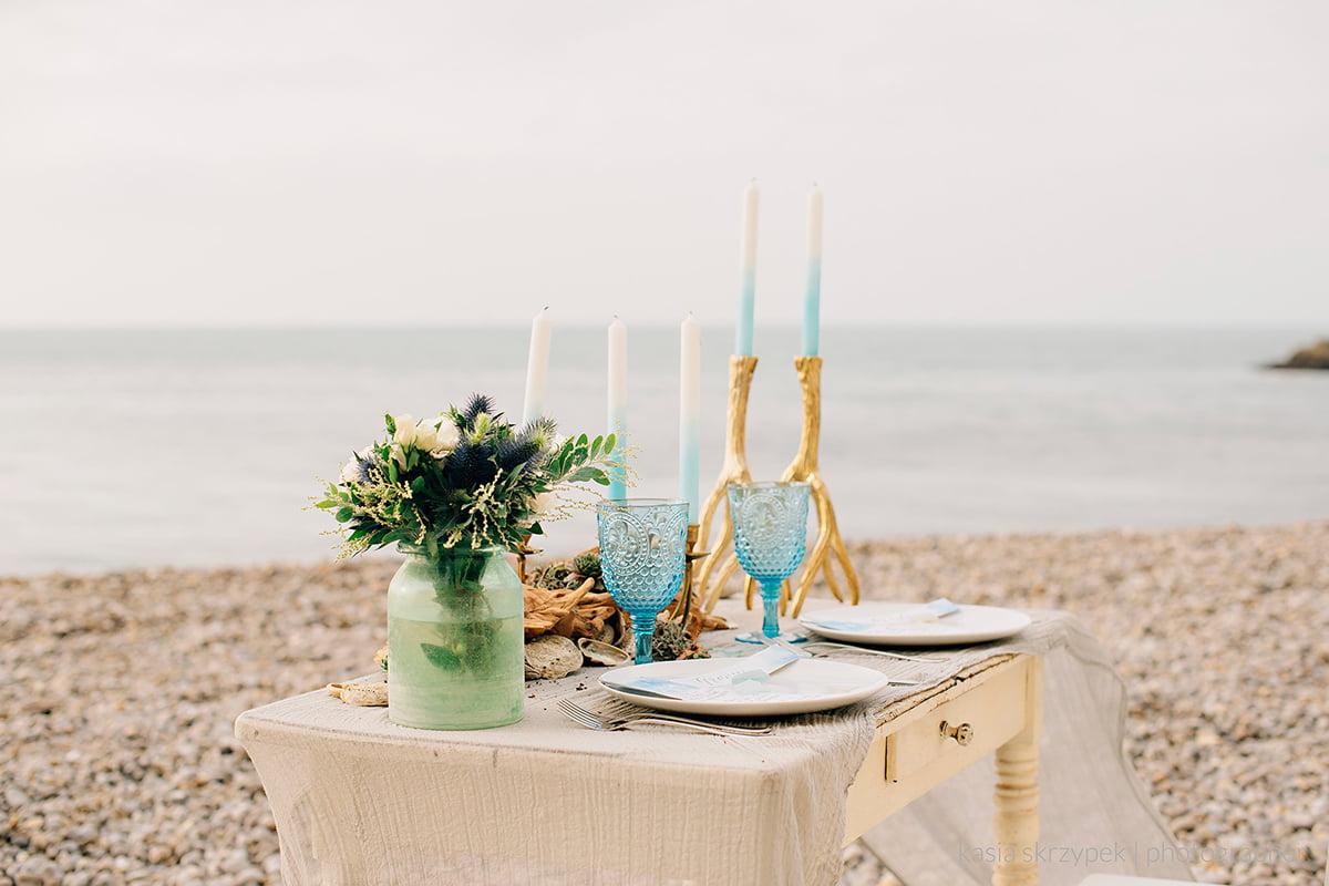 Nautical Inspiration Wedding Normany Kasia Bacq-10