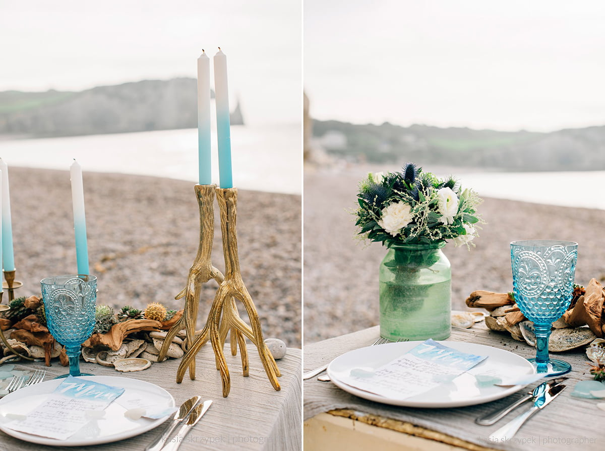 Nautical Inspiration Wedding Normany Kasia Bacq-11
