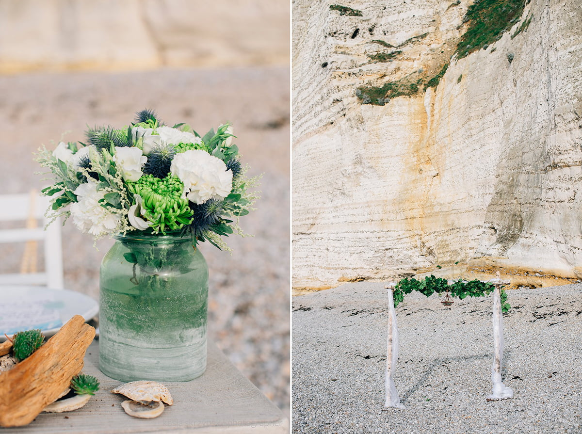 Nautical Inspiration Wedding Normany Kasia Bacq-17