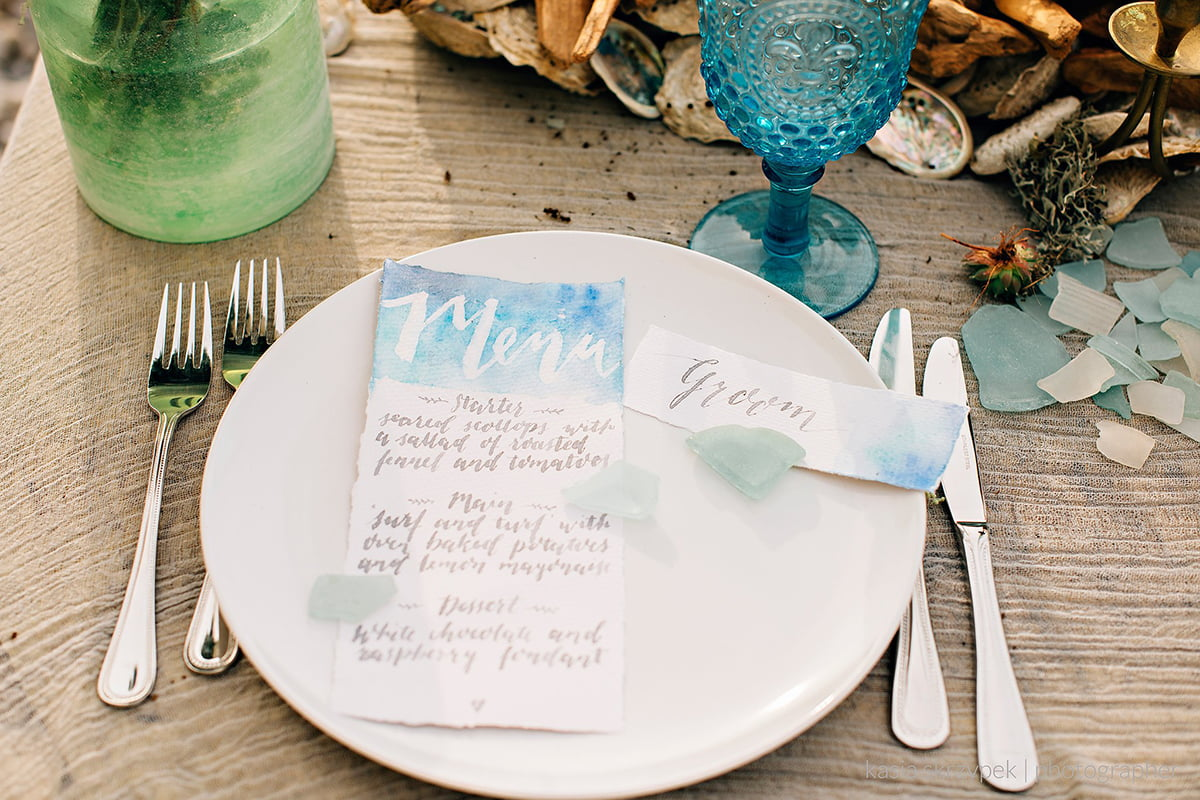 Nautical Inspiration Wedding Normany Kasia Bacq-21