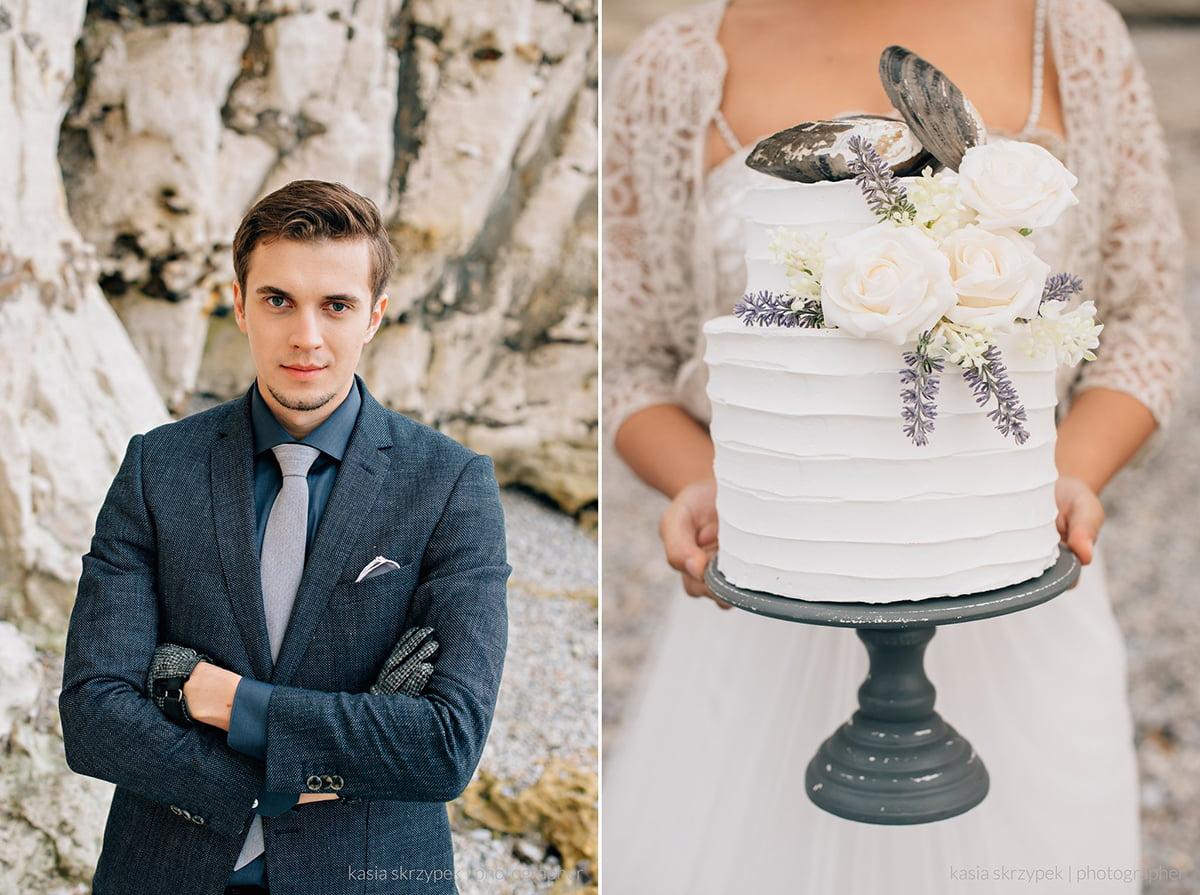 Nautical Inspiration Wedding Normany Kasia Bacq-28