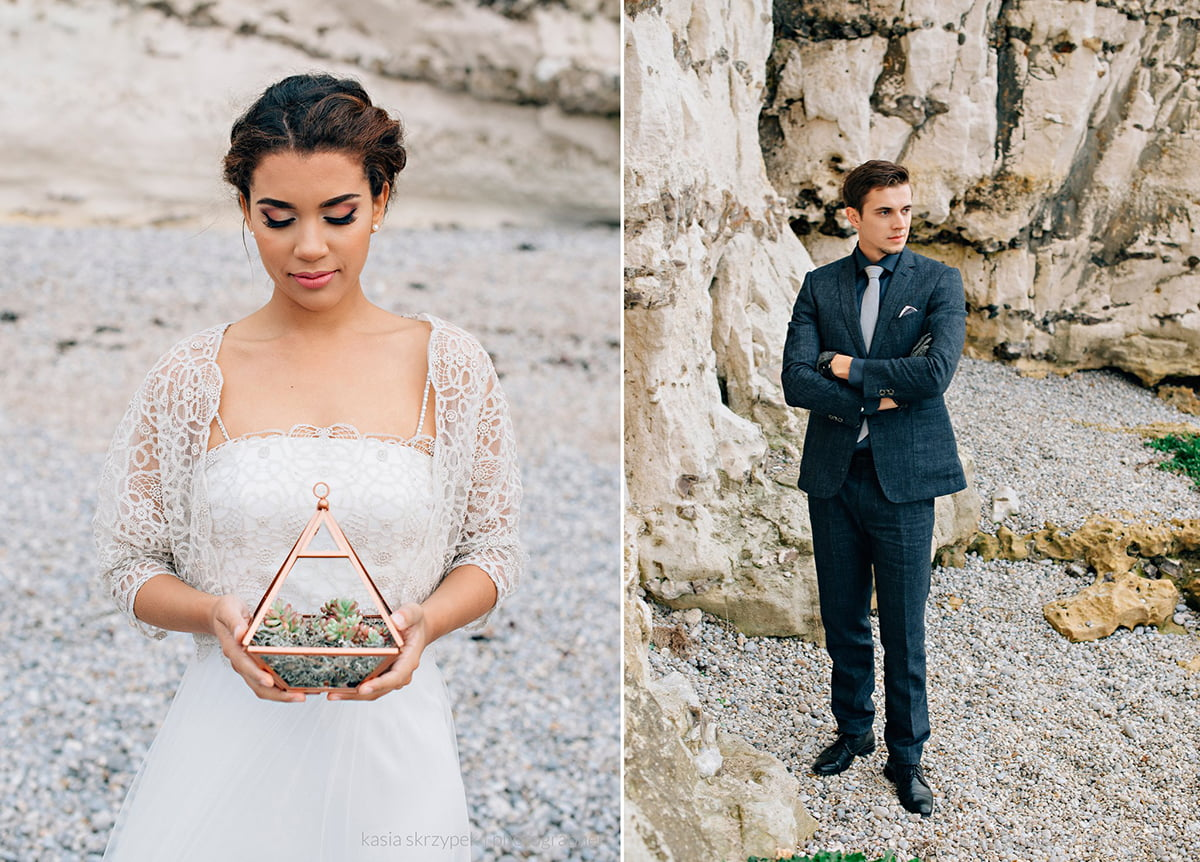 Nautical Inspiration Wedding Normany Kasia Bacq-32