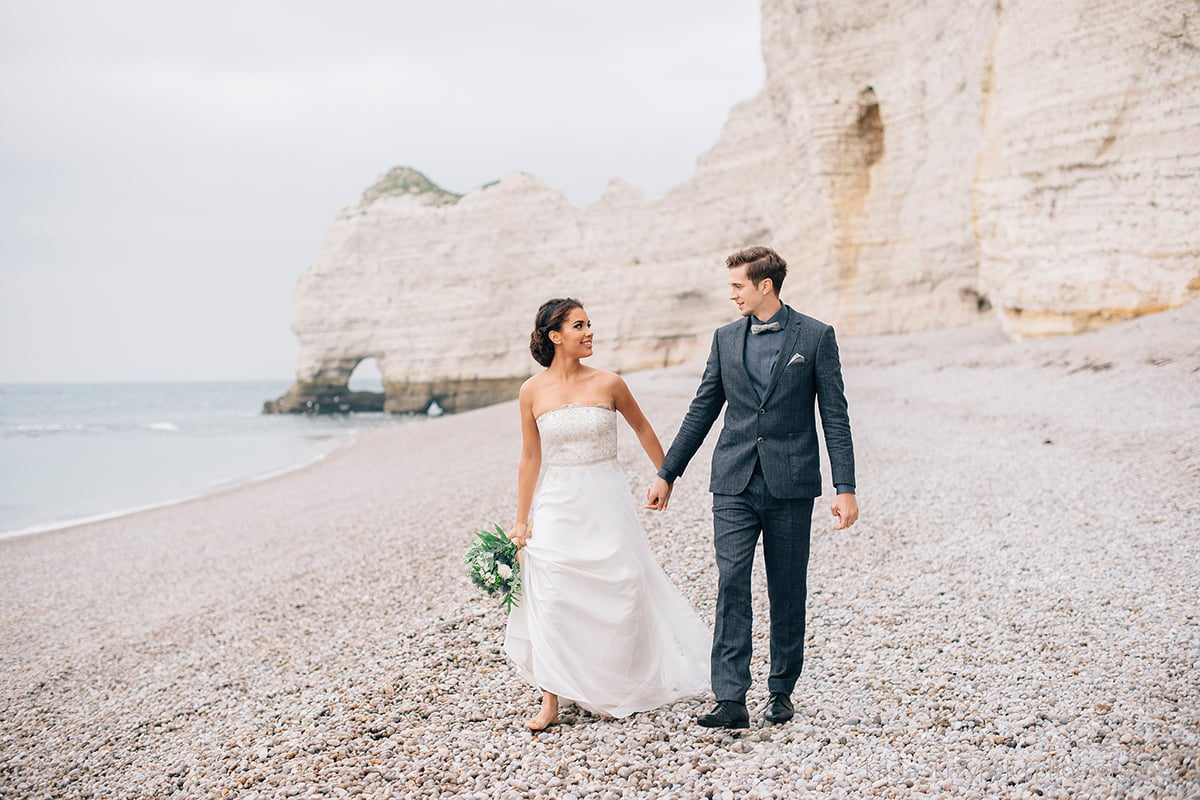 Nautical Inspiration Wedding Normany Kasia Bacq-33