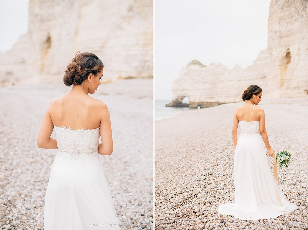 Nautical Inspiration Wedding Normany Kasia Bacq-34