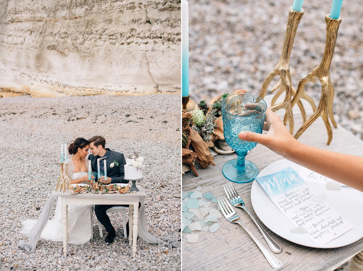 Nautical Inspiration Wedding Normany Kasia Bacq-35
