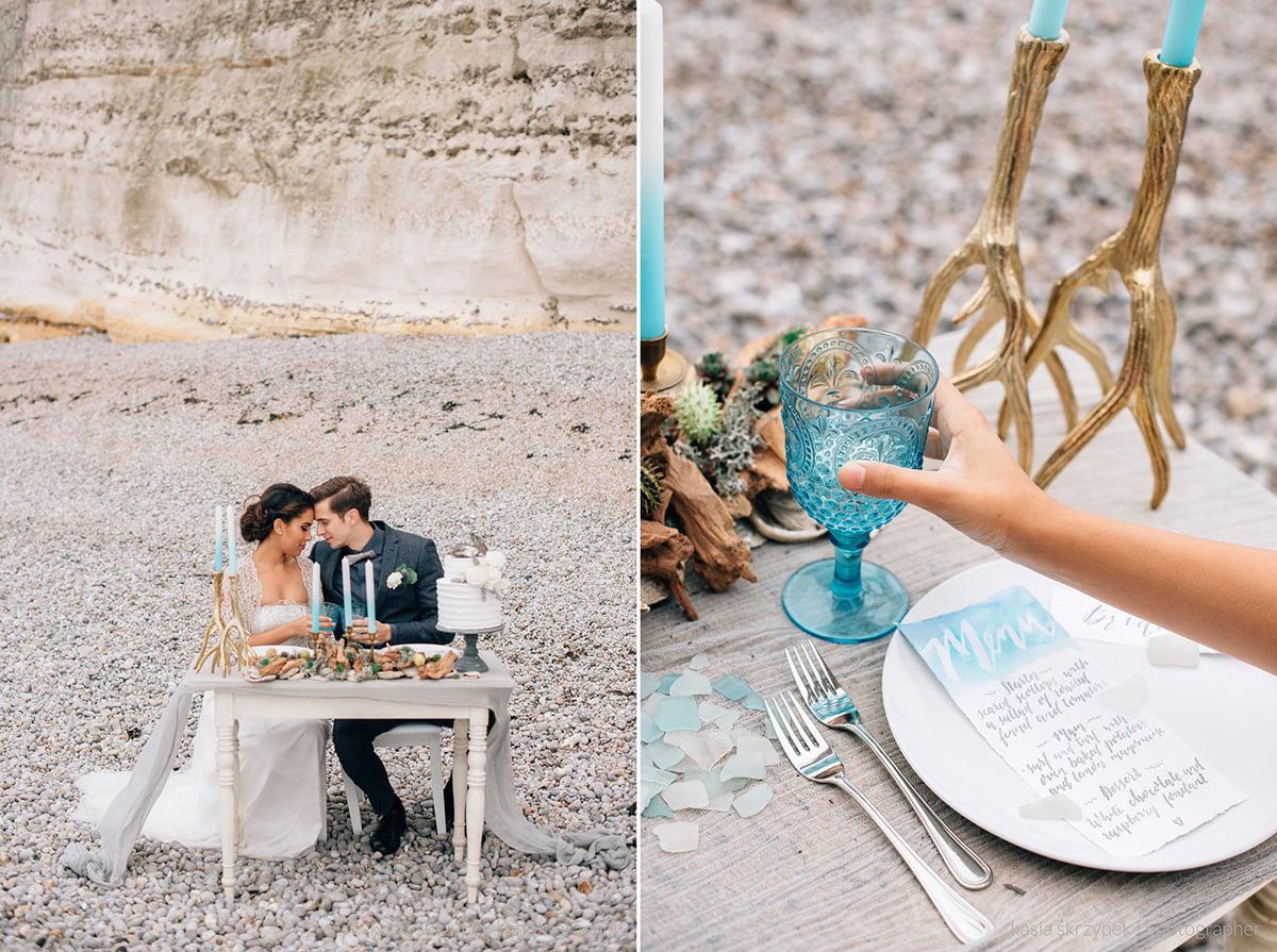Nautical Inspiration Wedding Normany Kasia Bacq-35