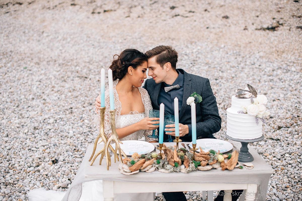 Nautical Inspiration Wedding Normany Kasia Bacq-36