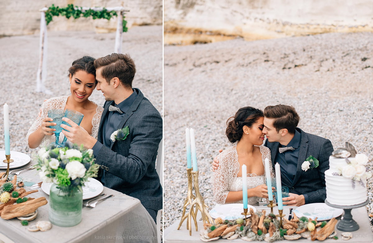 Nautical Inspiration Wedding Normany Kasia Bacq-38