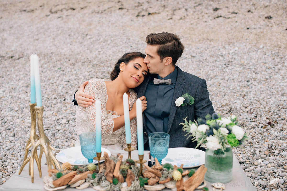 Nautical Inspiration Wedding Normany Kasia Bacq-40
