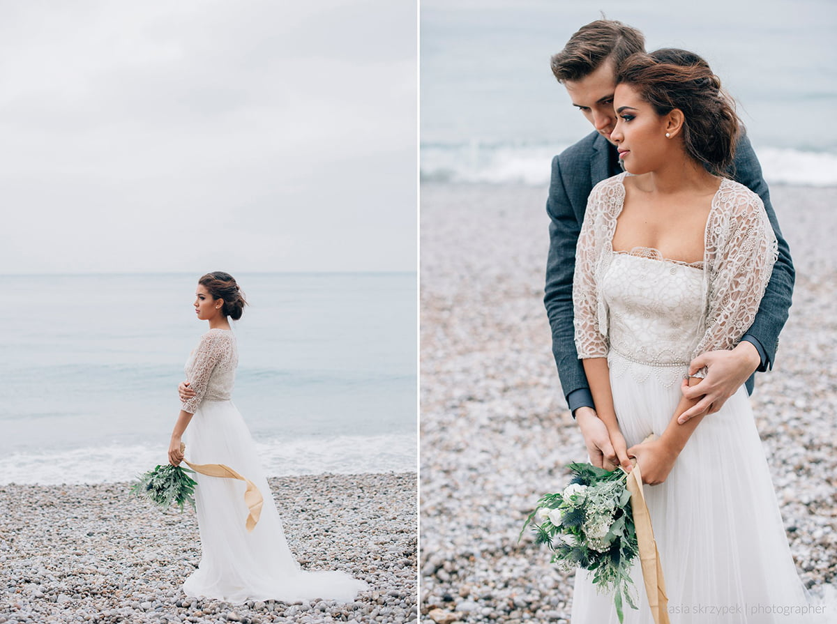 Nautical Inspiration Wedding Normany Kasia Bacq-41
