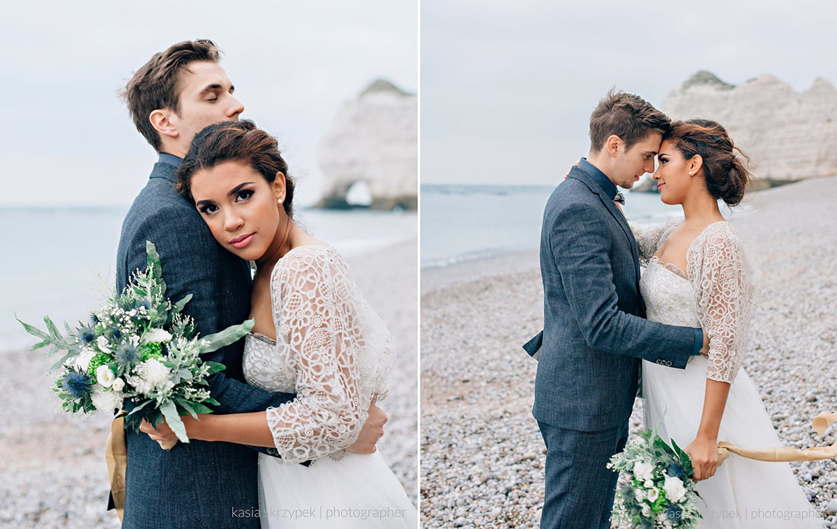 Nautical Inspiration Wedding Normany Kasia Bacq-42