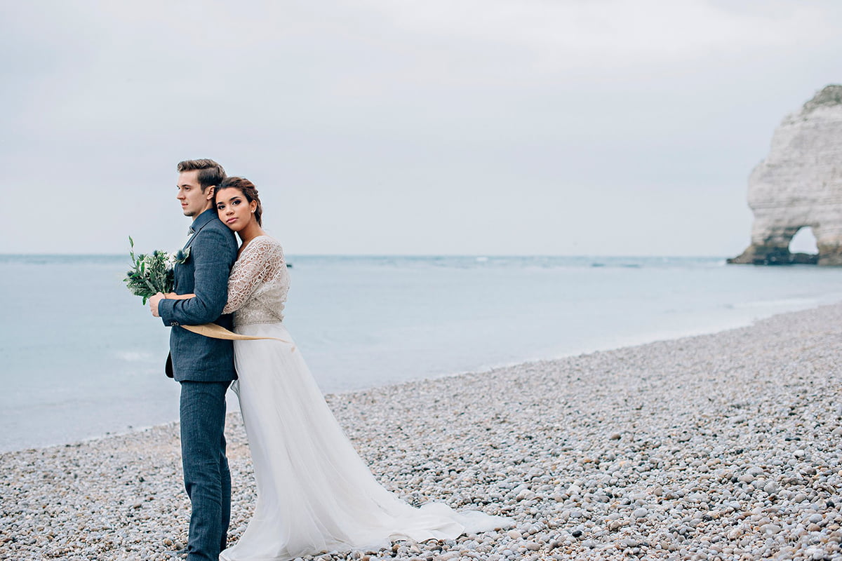 Nautical Inspiration Wedding Normany Kasia Bacq-47