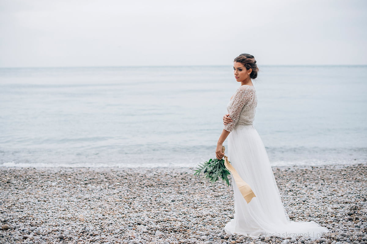 Nautical Inspiration Wedding Normany Kasia Bacq-53