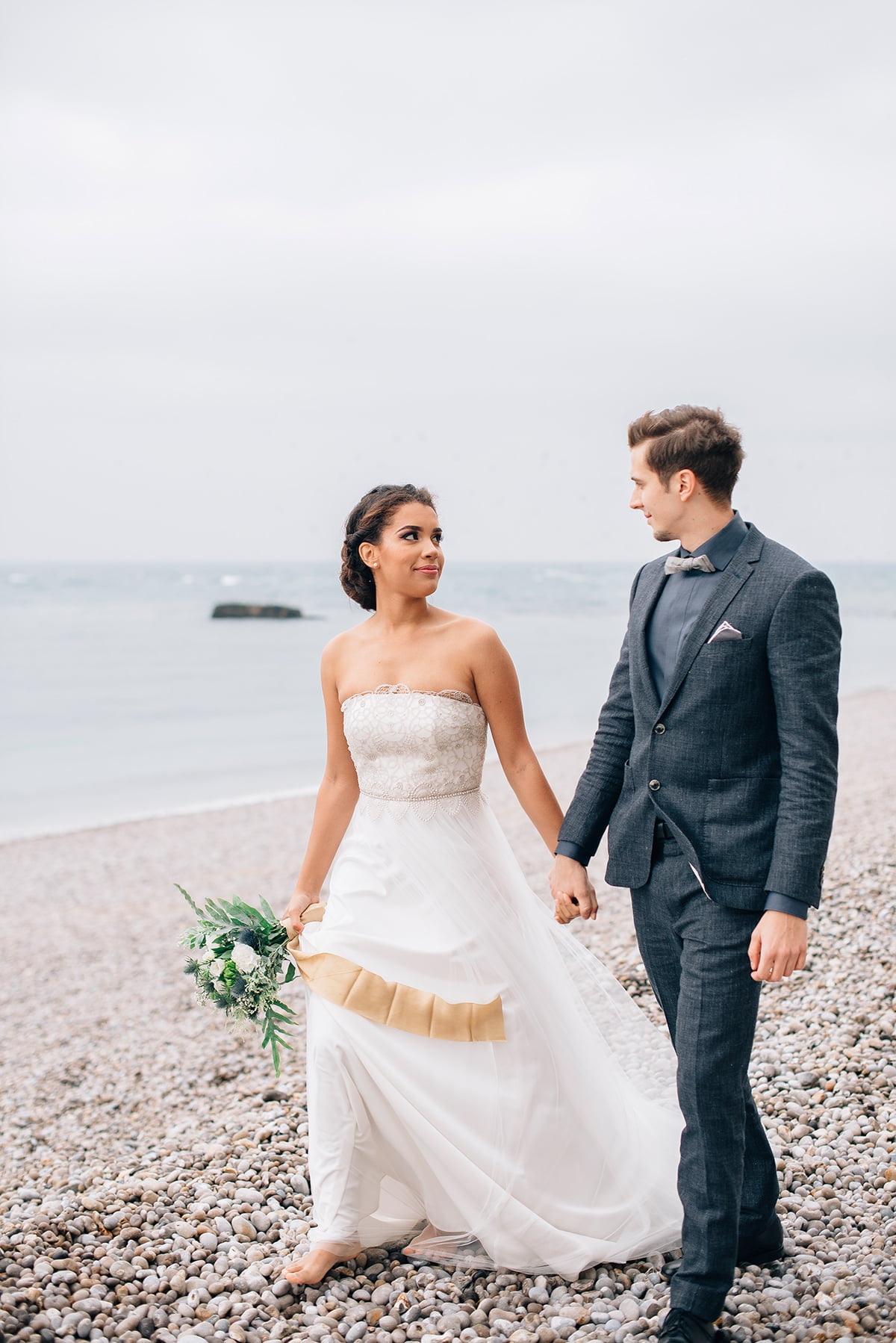 Etretat Nautical Wedding Kasia Bacq-05