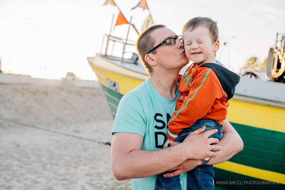 Family Shoot Beach Gdynia Kasia Bacq-01