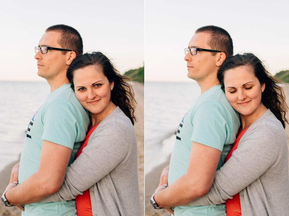 Family Shoot Beach Gdynia Kasia Bacq-07