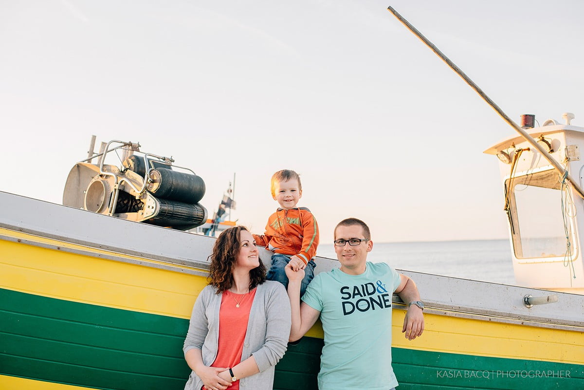 Family Shoot Beach Gdynia Kasia Bacq-13