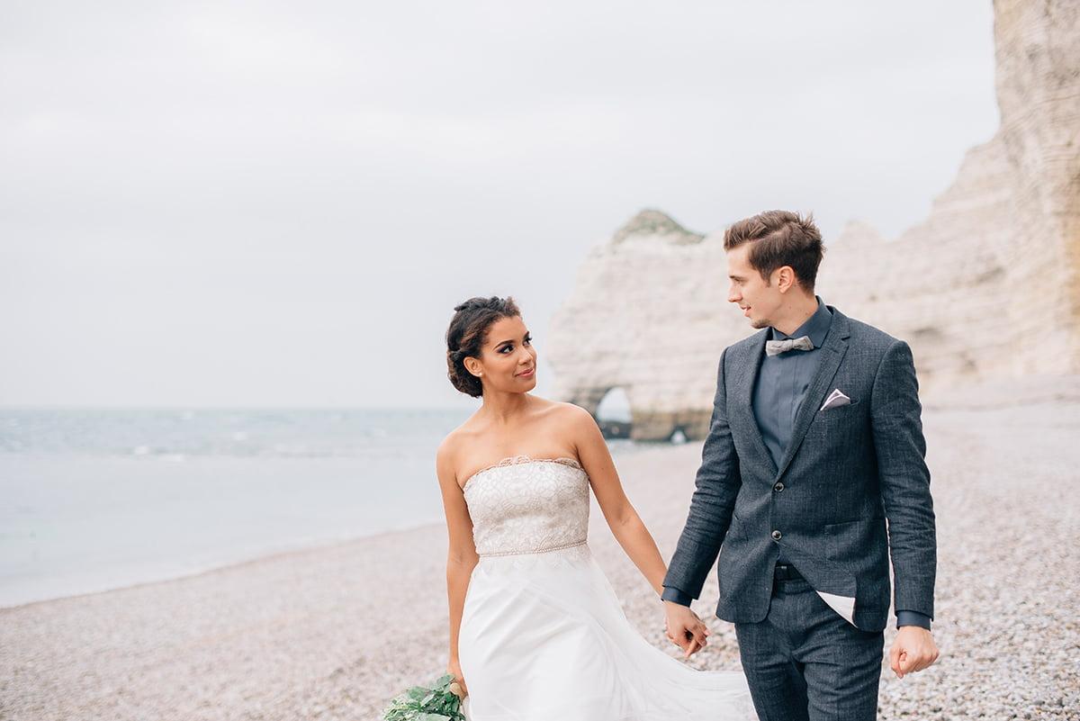 Nautical Inspiration Wedding Normany Kasia Bacq 138