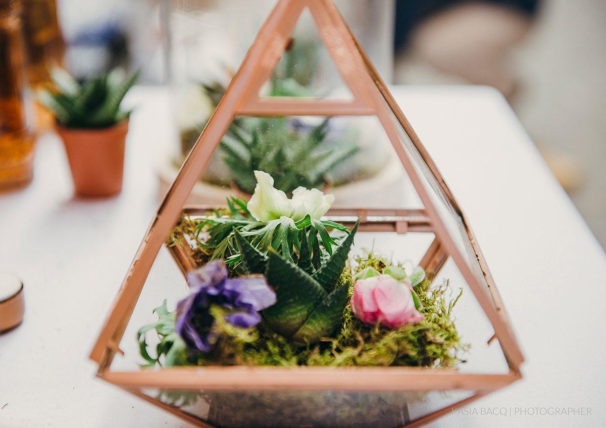 Copper Botanical Urban Wedding Kasia Bacq-10