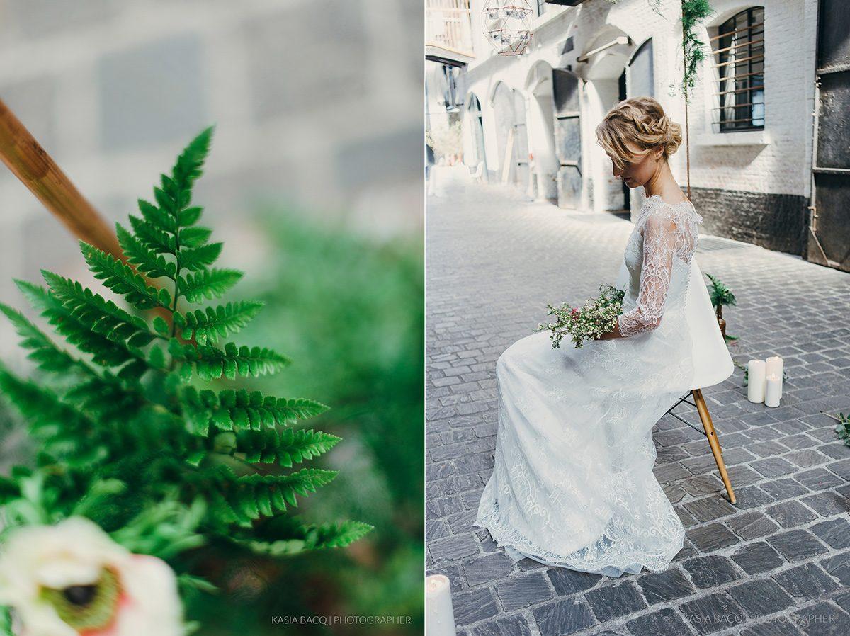 Copper Botanical Urban Wedding Kasia Bacq-21