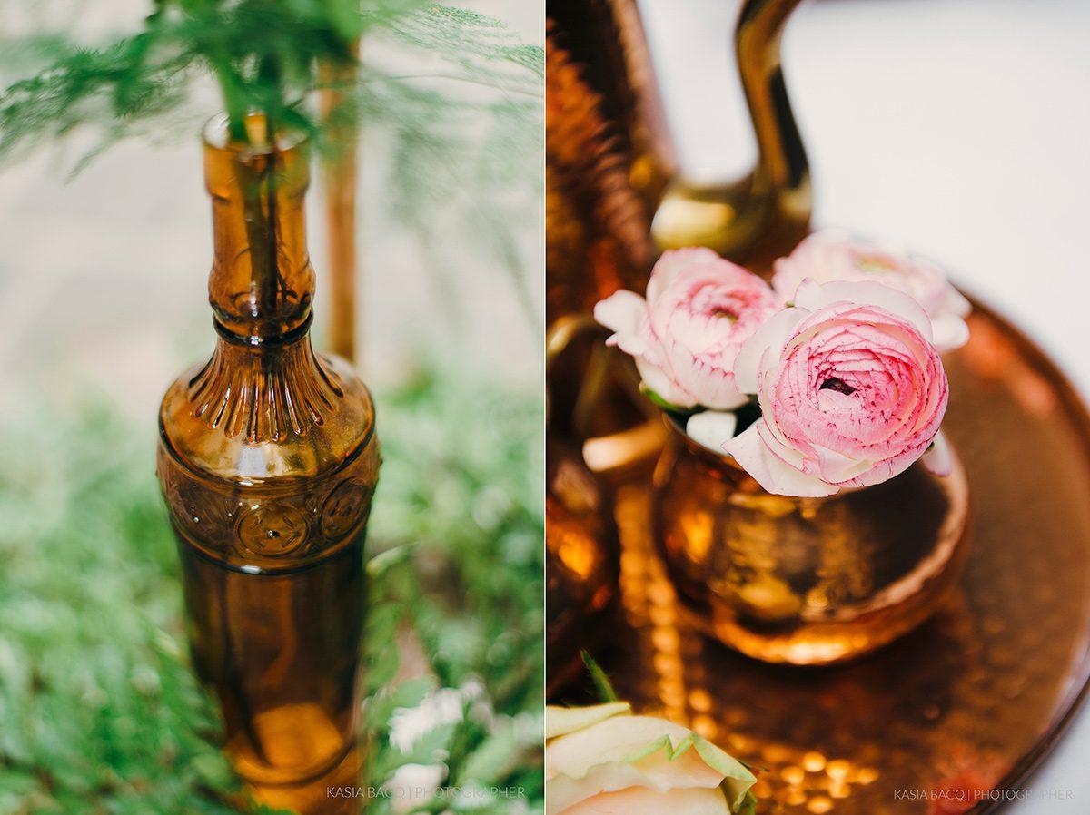 Copper Botanical Urban Wedding Kasia Bacq-23