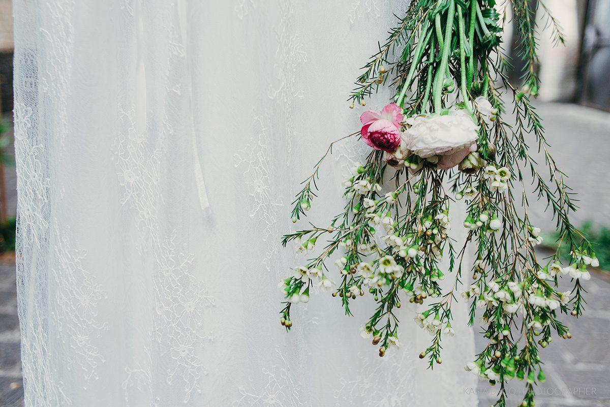 Copper Botanical Urban Wedding Kasia Bacq-26