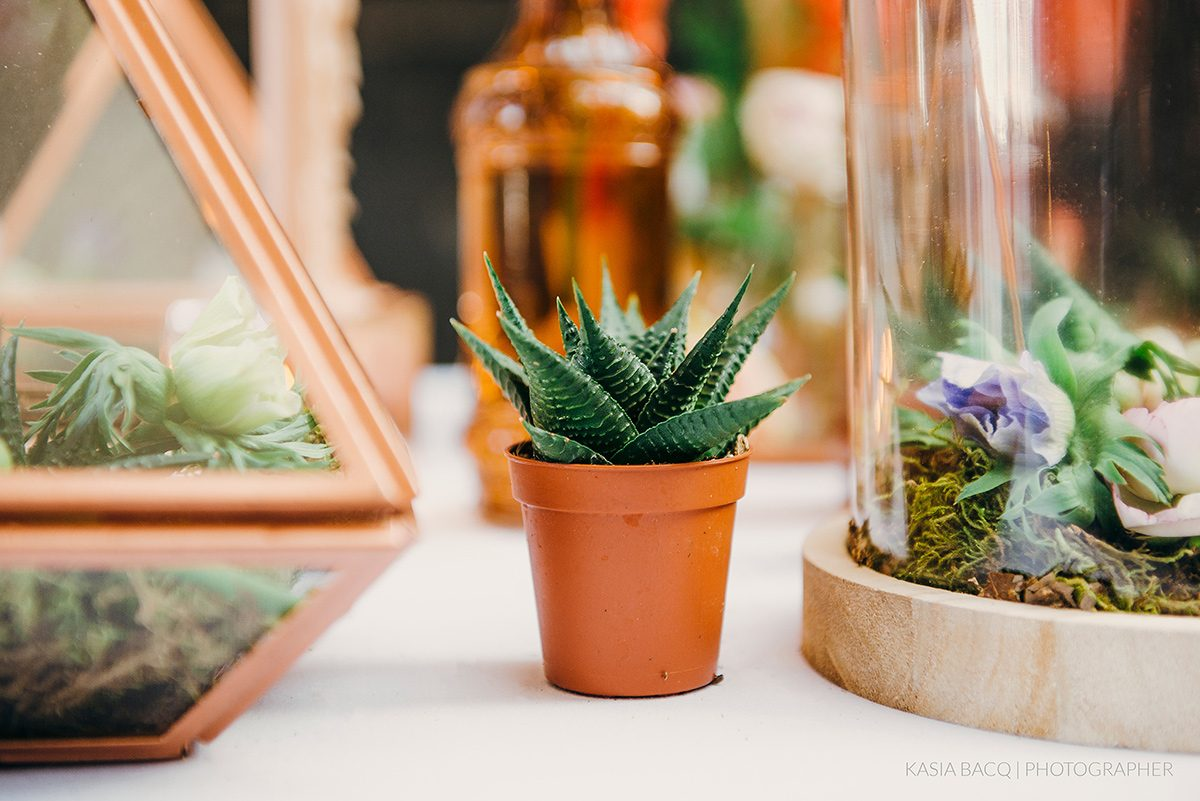 Copper Botanical Urban Wedding Kasia Bacq-32