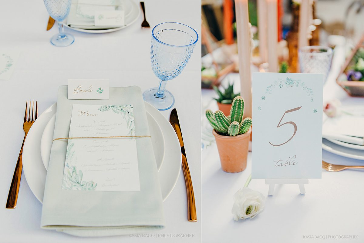 Copper Botanical Urban Wedding Kasia Bacq-33