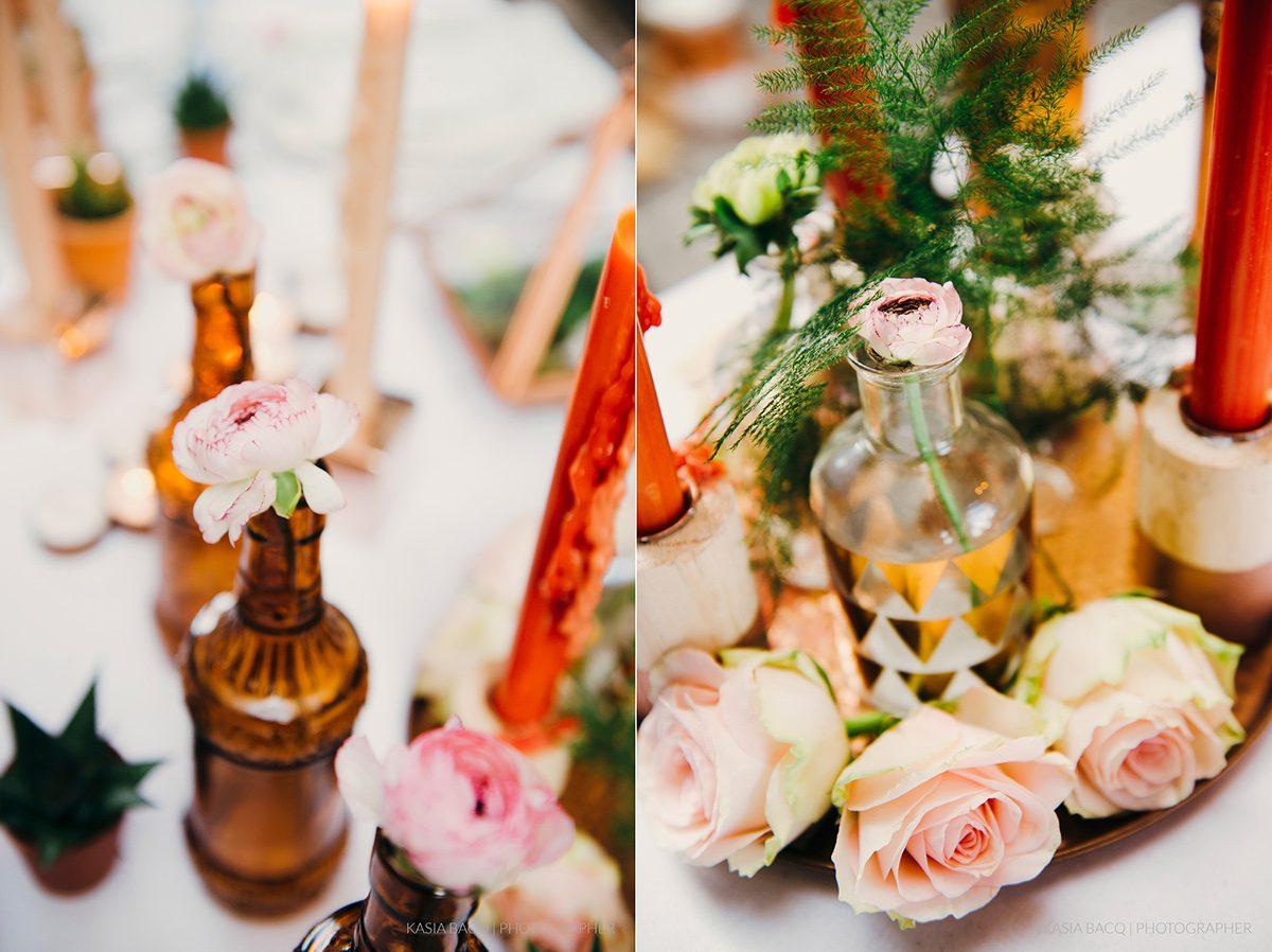 Copper Botanical Urban Wedding Kasia Bacq-41