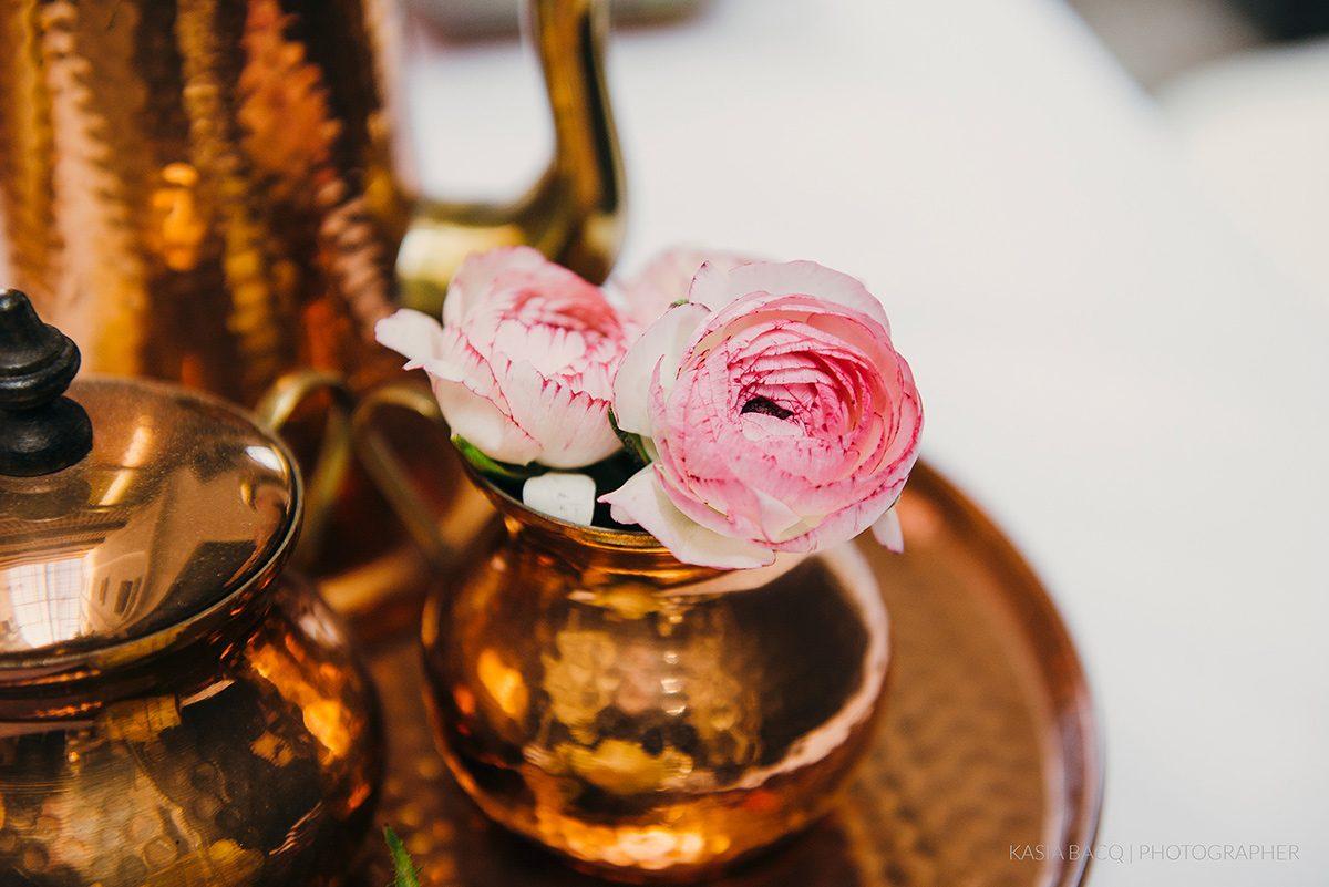 Copper Botanical Urban Wedding Kasia Bacq-46