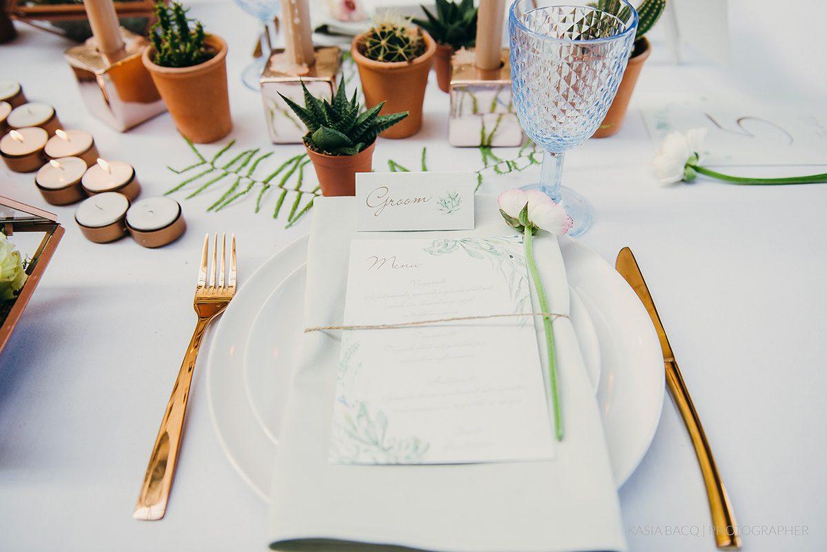 Copper Botanical Urban Wedding Kasia Bacq-49