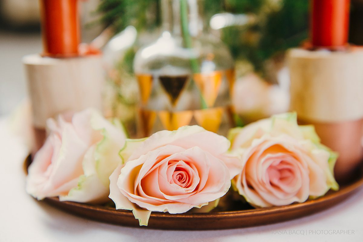 Copper Botanical Urban Wedding Kasia Bacq-52