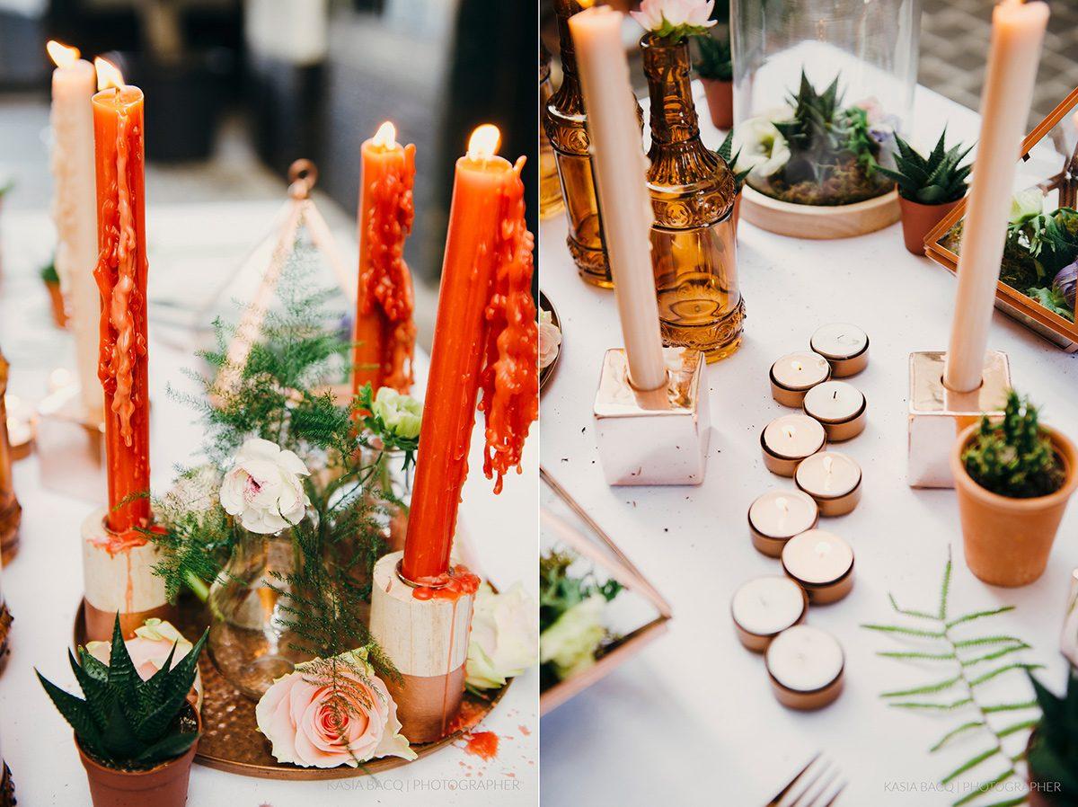 Copper Botanical Urban Wedding Kasia Bacq-54