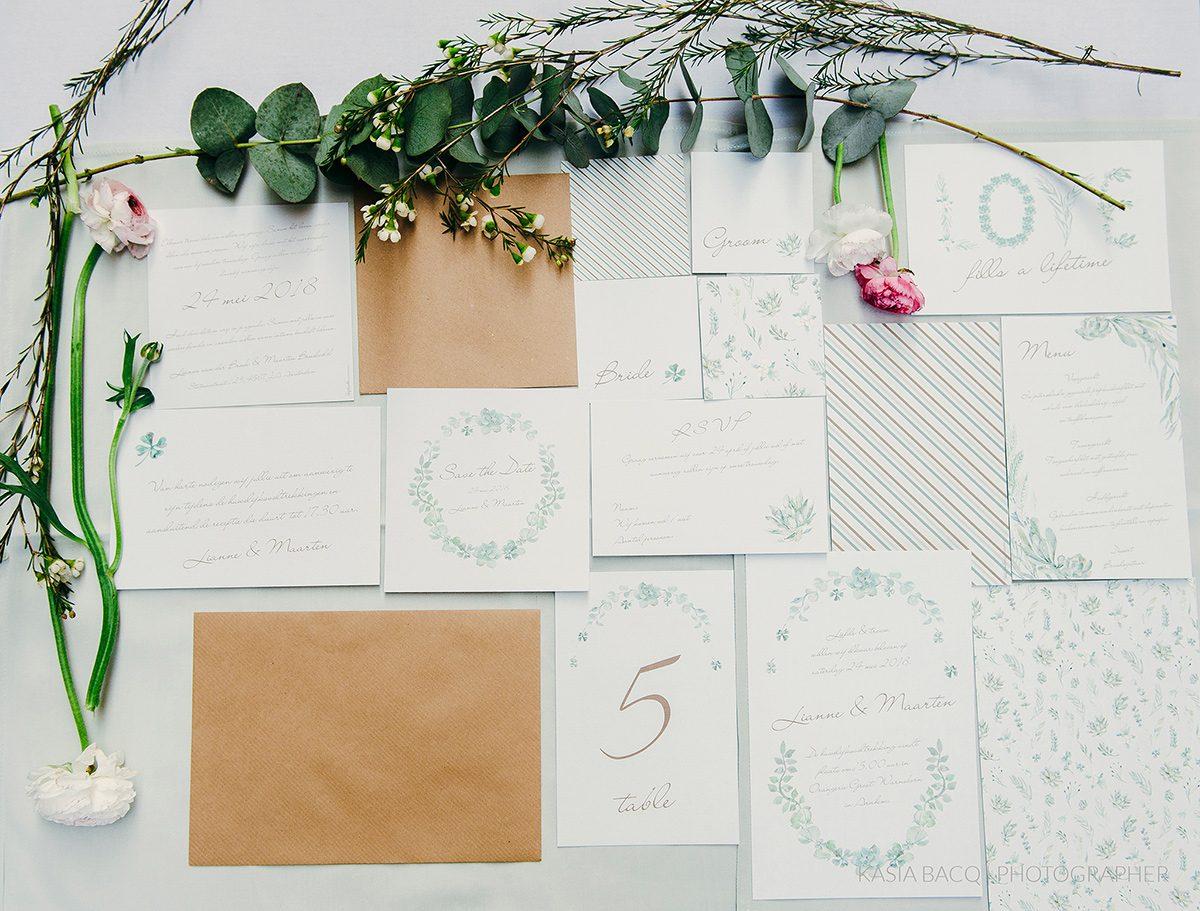 Copper Botanical Urban Wedding Kasia Bacq-59