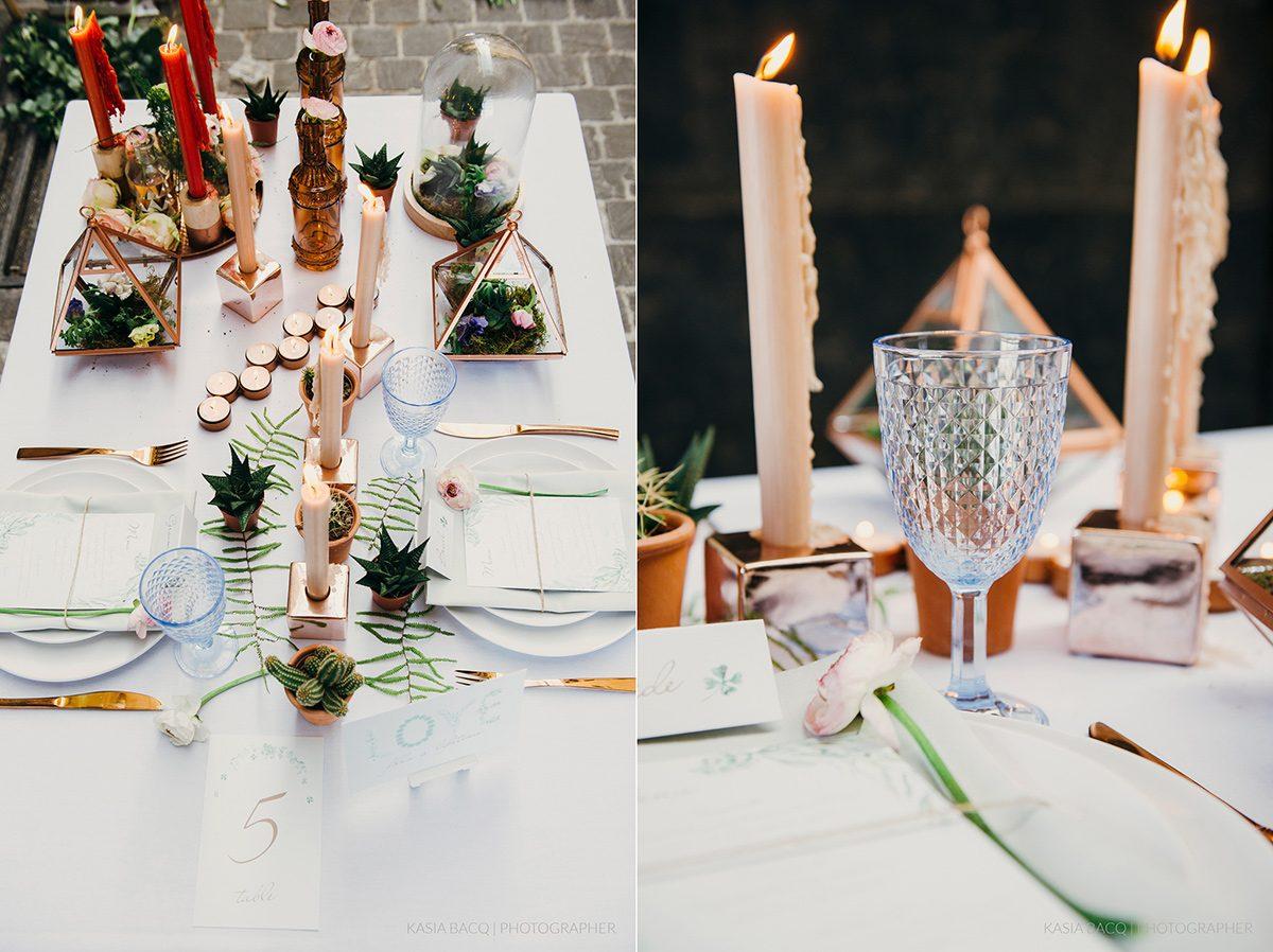 Copper Botanical Urban Wedding Kasia Bacq-60