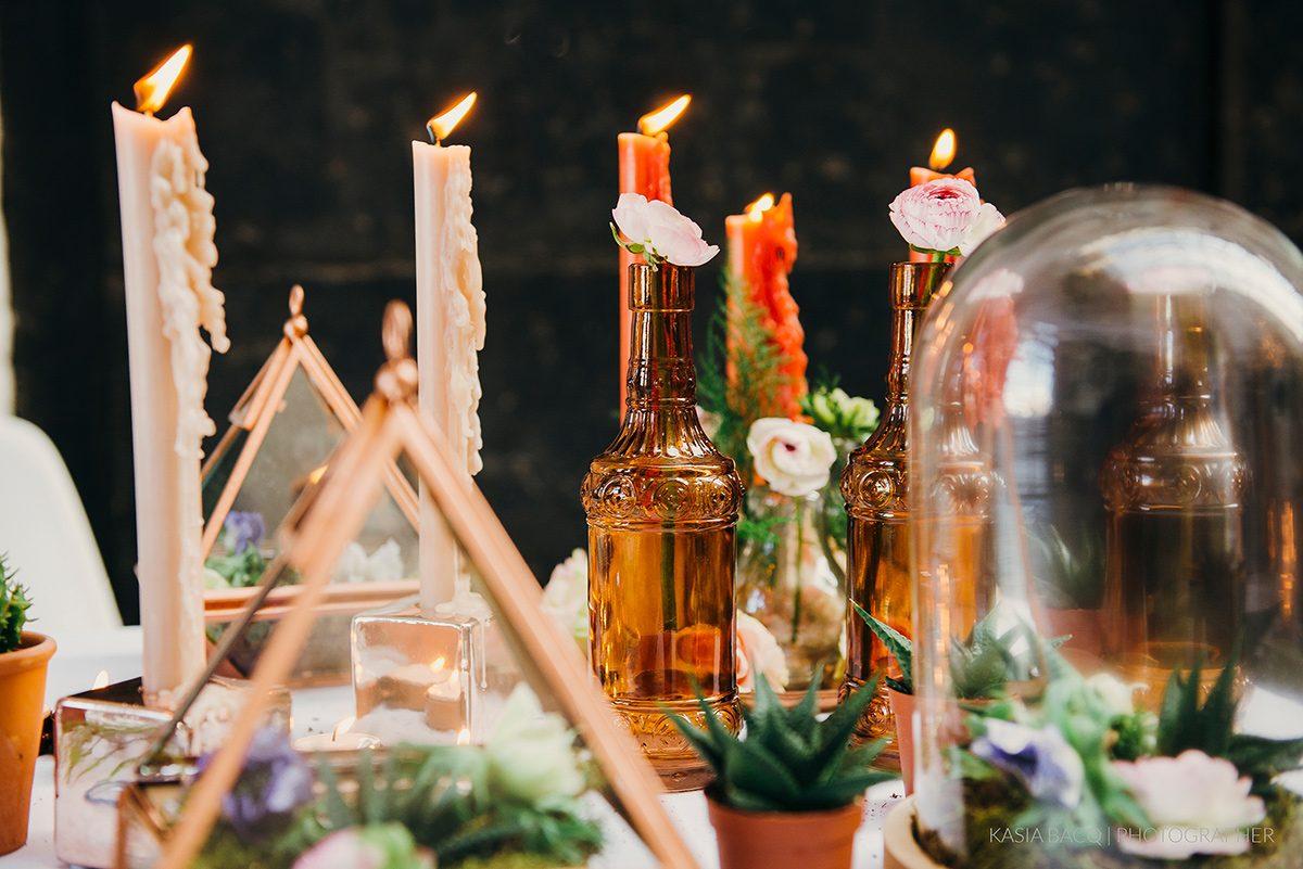 Copper Botanical Urban Wedding Kasia Bacq-64