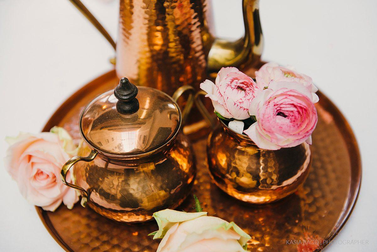 Copper Botanical Urban Wedding Kasia Bacq-66