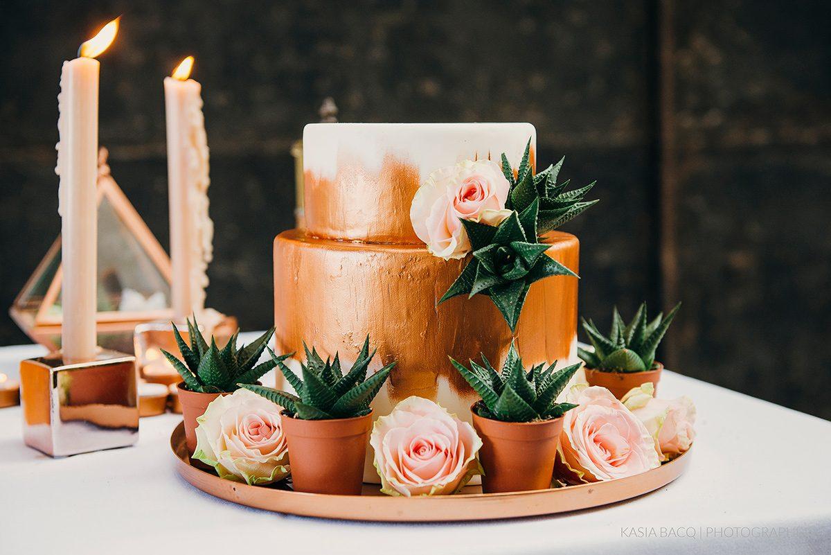 Copper Botanical Urban Wedding Kasia Bacq-68