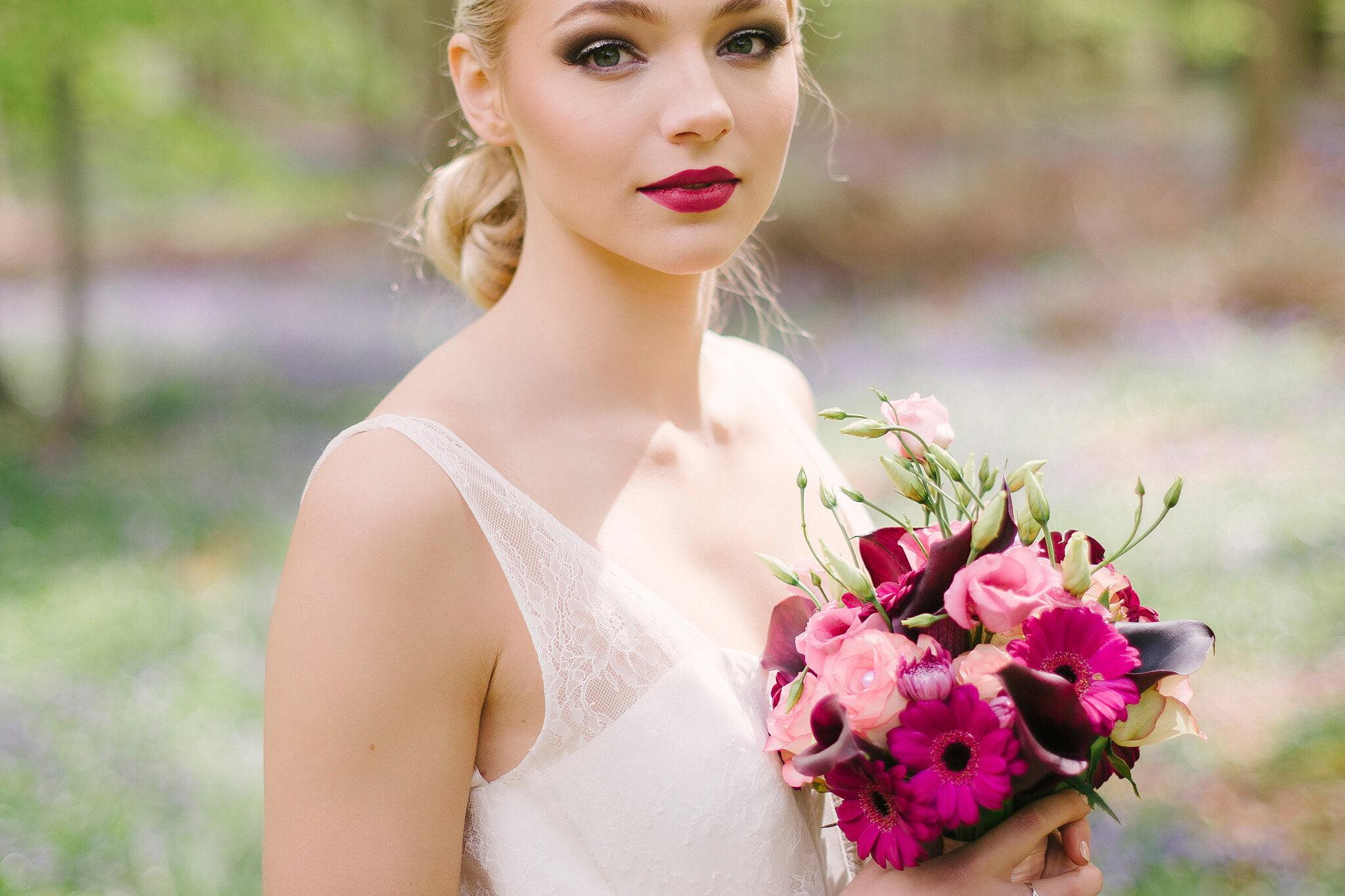 Blue Fairy Forest Bridal Shoot Kasia Bacq 025 1 uai