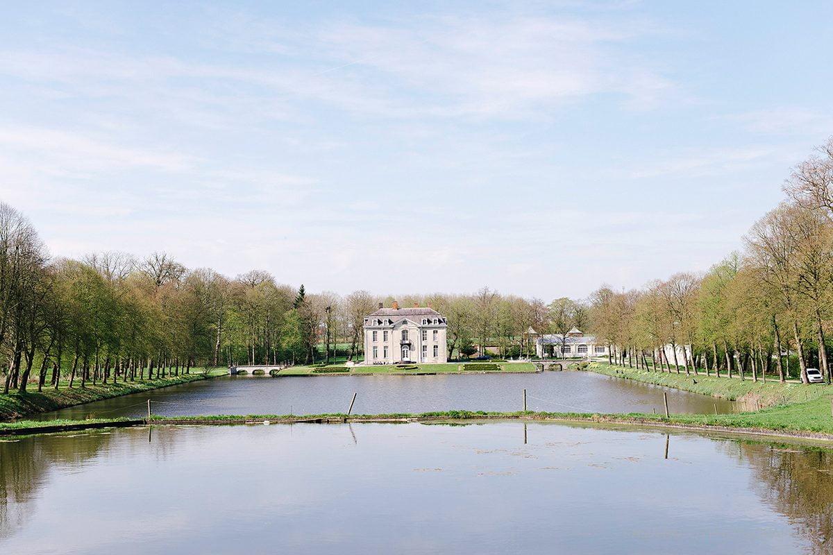 Classy Castle Wedding kasteel van leeuwergem Kasia Bacq 049