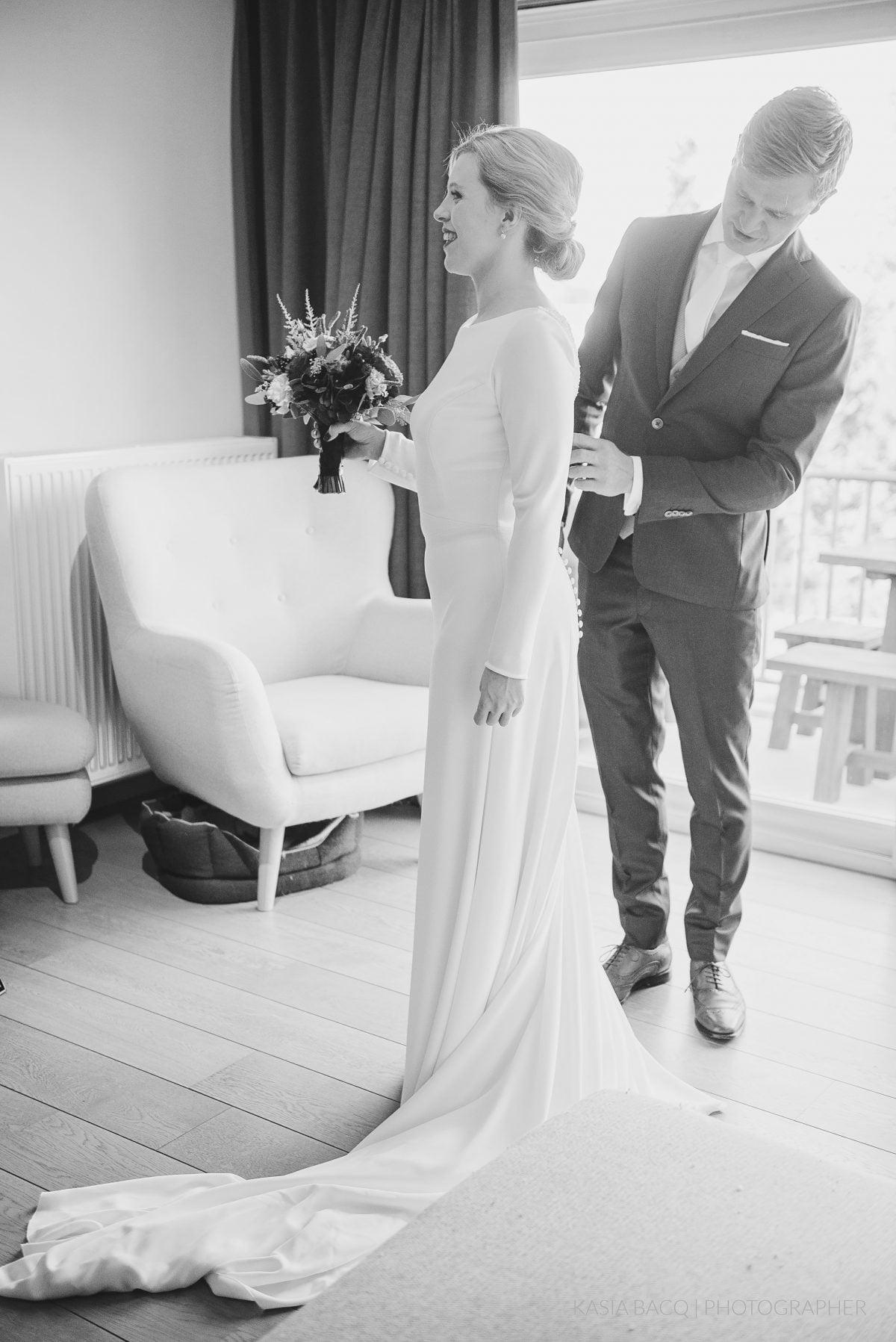 Elke Stijn Chic Wedding Antwerp Slagmolen 017