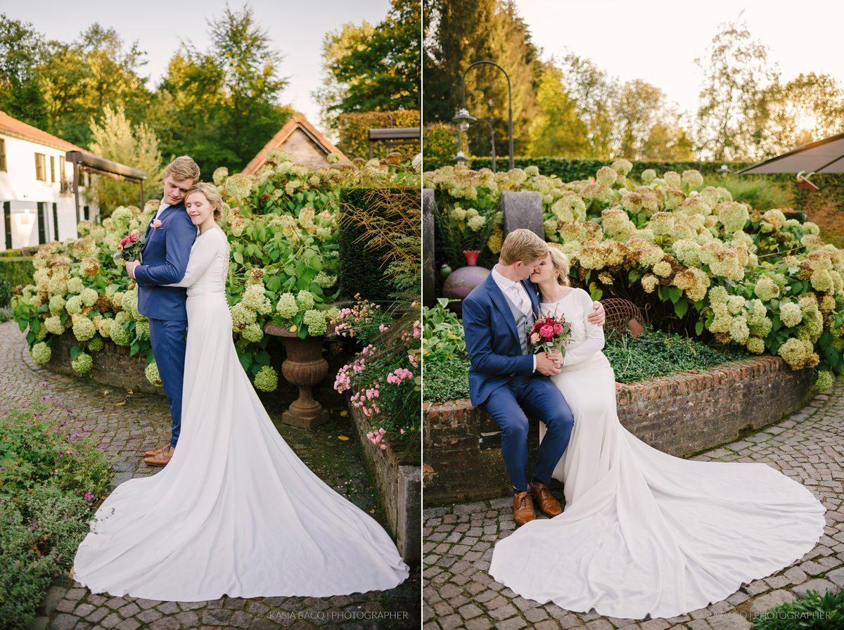 Elke Stijn Chic Wedding Antwerp Slagmolen 095