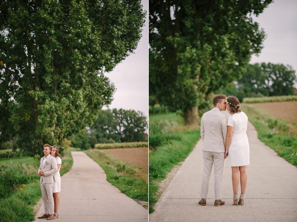 Francesca Matthias Garden Boho Wedding Brussels 029