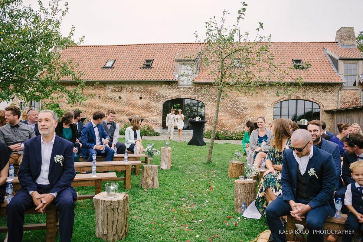 Francesca Matthias Garden Boho Wedding Brussels 040