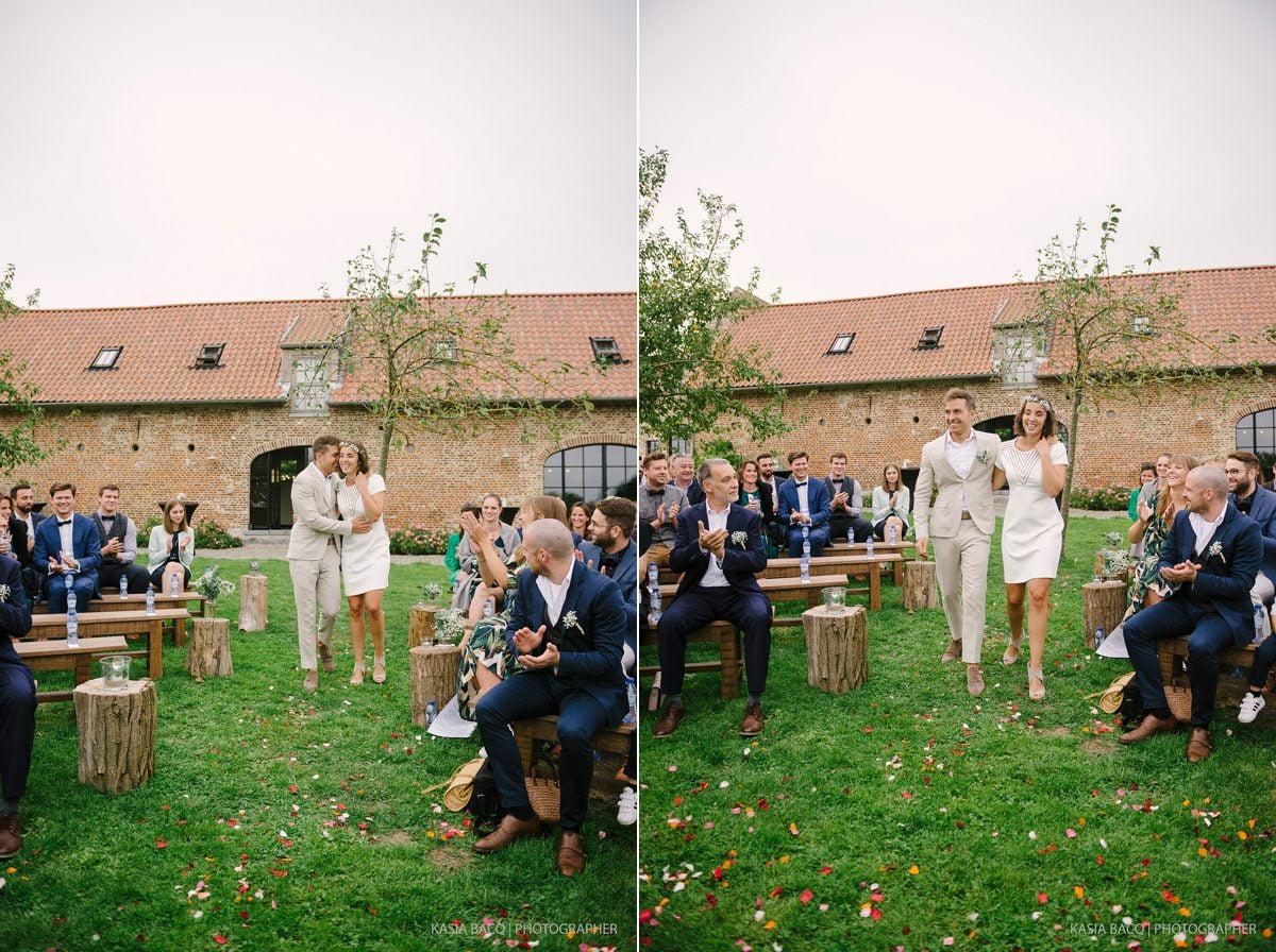 Francesca Matthias Garden Boho Wedding Brussels 041