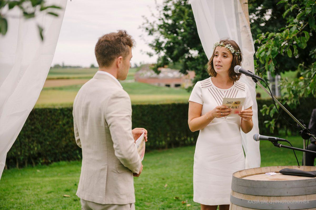 Francesca Matthias Garden Boho Wedding Brussels 062