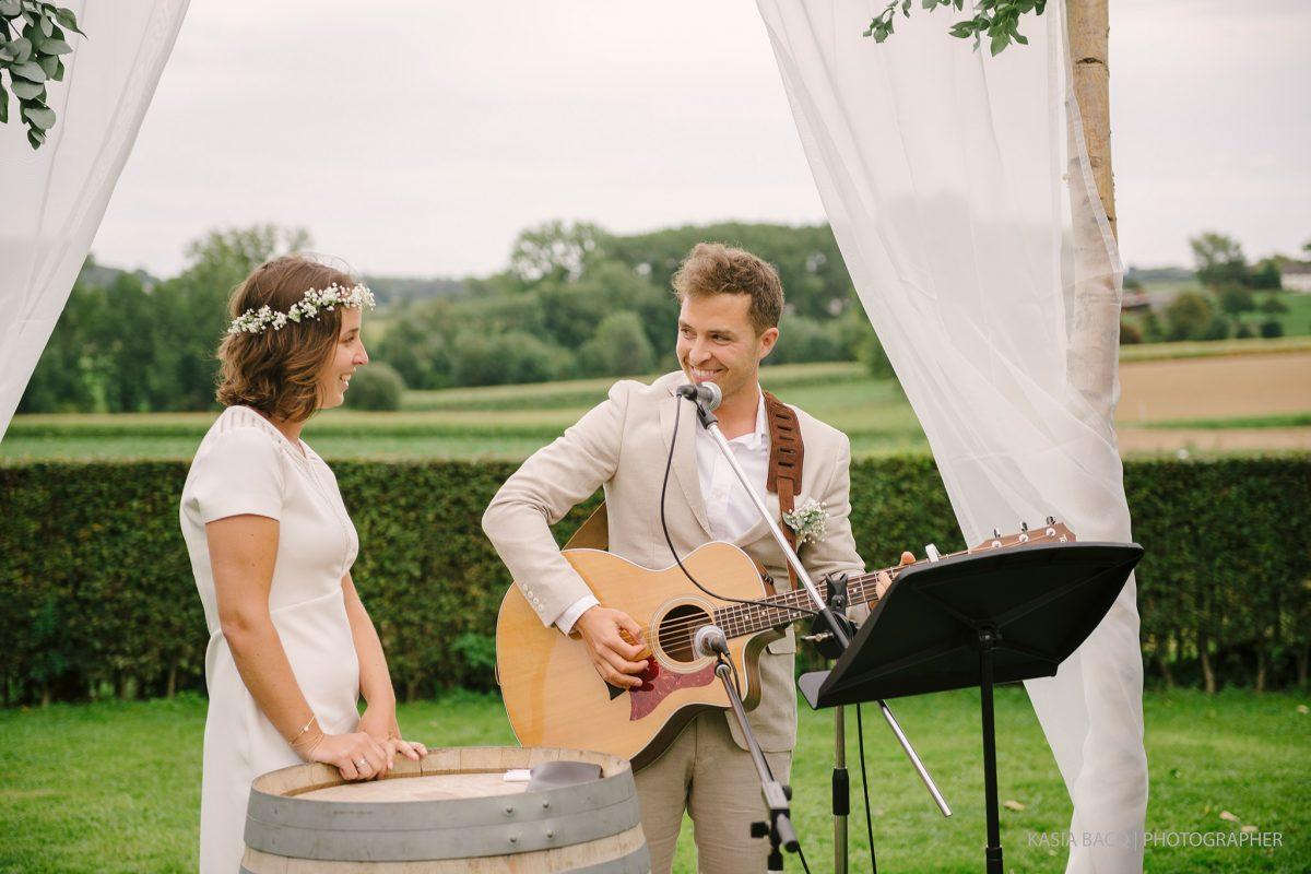 Francesca Matthias Garden Boho Wedding Brussels 068